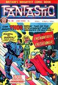 Fantastic (1967) Marvel UK 25