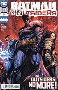 Batman and the Outsiders (2018 3rd Series) 17A