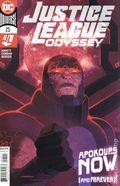 Justice League Odyssey (2018 DC) 25A