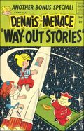 Dennis the Menace Way Out Stories (1967 Giants) 48