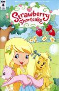 Strawberry Shortcake (2016 IDW) 4SUB