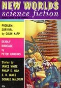 New Worlds Science Fiction (1960 digest) Vol. 1 #2