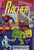 Die Ruhmreichen Racher (German 1974-1978 BSV-Williams) Avengers 2
