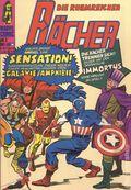Die Ruhmreichen Racher (German 1974-1978 BSV-Williams) Avengers 9