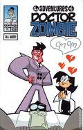 Adventures of Doctor Zombie (2008 Micro Brew Comics) 1