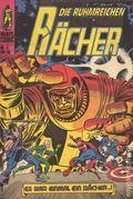 Die Ruhmreichen Racher (German 1974-1978 BSV-Williams) Avengers 22
