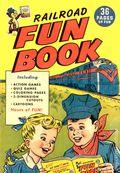 Railroad Fun Book (1955) Promo 1955