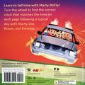 Back to the Future Telling Time with Marty McFly HC (2020 Insight Kids) A Board Book 1-1ST