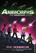 Animorphs HC (2020 Scholastic) 1-1ST