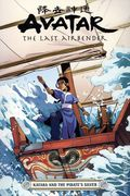 Avatar The Last Airbender Katara and the Pirate's Silver GN (2020 Dark Horse) 1-1ST