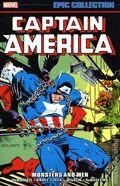 Captain America Monsters and Men TPB (2020 Marvel) Epic Collection 1-1ST