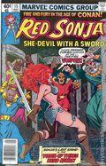 Red Sonja (1977 1st Series) Mark Jewelers 15MJ