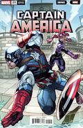 Captain America (2018 9th Series) 24D