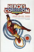 Heroes Convention Program Book Charlotte (1992) 2008