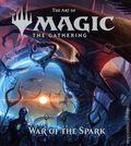 Art of Magic The Gathering: War of the Spark HC (2020 Viz) 1-1ST