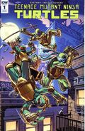 Teenage Mutant Ninja Turtles (2011 IDW) 1RE.GAME.LE