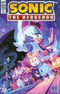 Sonic The Hedgehog (2018 IDW) 33RI