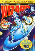 Wizard the Comics Magazine (1991) 5P