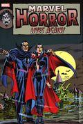 Marvel Horror Lives Again Omnibus HC (2020 Marvel) 1B-1ST
