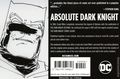 Absolute Batman The Dark Knight Returns HC (2006 DC) 1st Edition 1-REP