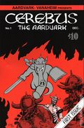 Cerebus (2020 Waverly Press/Aardvark-Vanaheim) Limited Remastered and Expanded Edition 1RED