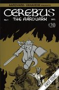 Cerebus (2020 Waverly Press/Aardvark-Vanaheim) Limited Remastered and Expanded Edition 1GOLD