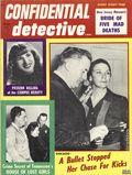 Confidential Detective Cases (1942-1976 Close-Up, Inc.) Vol. 7 #2