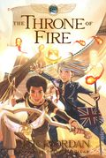 Throne of Fire GN (2015 Disney/Hyperion) The Kane Chronicles 1-REP
