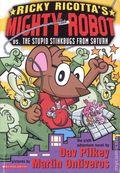 Ricky Ricotta's Mighty Robot vs. the Stupid Stinkbugs from Saturn SC (2003 Scholastic) 1-REP