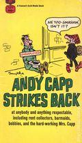 Andy Capp Strikes Back PB (1964 Fawcett Gold Medal) 1-1ST