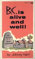 B.C. Is Alive and Well PB (1969 Fawcett Gold Metal) 1-LIB