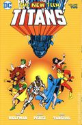 New Teen Titans TPB (2014-2020 DC) By Marv Wolfman and George Perez 2-REP