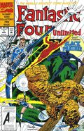 Fantastic Four Unlimited (1993) 1