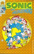 Sonic the Hedgehog (1993 Mini-Series) 3