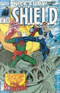Nick Fury Agent of SHIELD (1989 3rd Series) 47