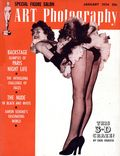 Art Photography (1949-1958) Magazine Vol. 5 #7