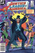 Justice League of America (1960 1st Series) Canadian Price Variant 240