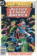 Justice League of America (1960 1st Series) Canadian Price Variant 250