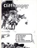 Cliffhanger (1983 WOY Publications) Fanzine 4