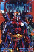 Stormwatch (1993 1st Series) 0P