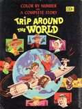 Color by Number Trip Around the World (1965) 0