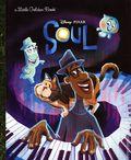 Disney-Pixar Soul HC (2020 Golden Books) A Little Golden Book 1-1ST