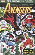 True Believers Black Widow And Avengers (2020 Marvel) 1