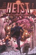 Heist Or How to Steal a Planet (2019 Vault Comics) 7