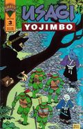 Usagi Yojimbo (1993 2nd Series) 3