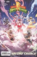 Mighty Morphin Power Rangers (2016 Boom) 55A