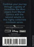 Star Wars The Marvel Comics Covers HC (2019-2020 Insight Editions) A Mini Book 2-1ST