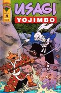 Usagi Yojimbo (1993 2nd Series) 4