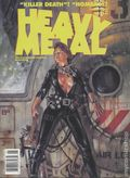 Heavy Metal Magazine (1977) Vol. 17 #6