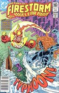 Firestorm (1982 2nd Series) Canadian Price Variant 8